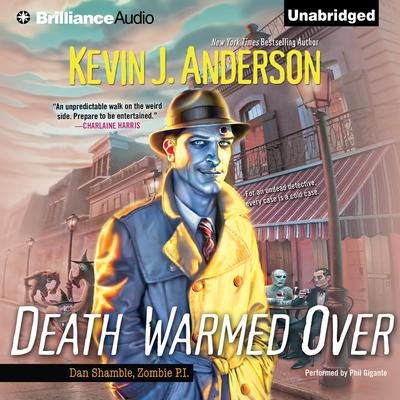 Death Warmed Over Audiobook, by Kevin J. Anderson