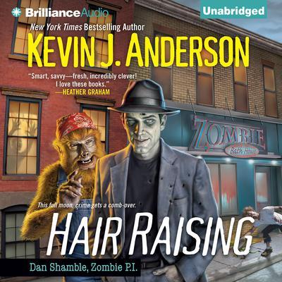 Hair Raising Audiobook, by Kevin J. Anderson