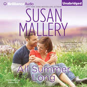 All Summer Long Audiobook, by Susan Mallery
