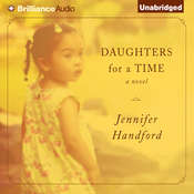Daughters for a Time Audiobook, by Jennifer Handford