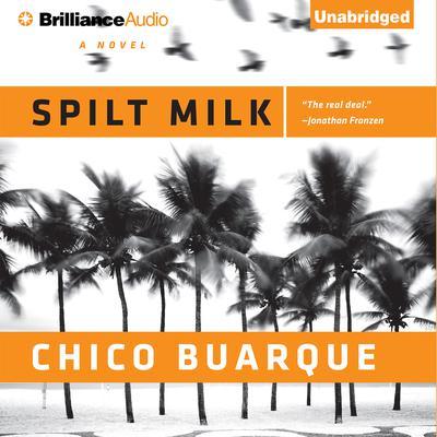 Spilt Milk Audiobook, by Chico Buarque