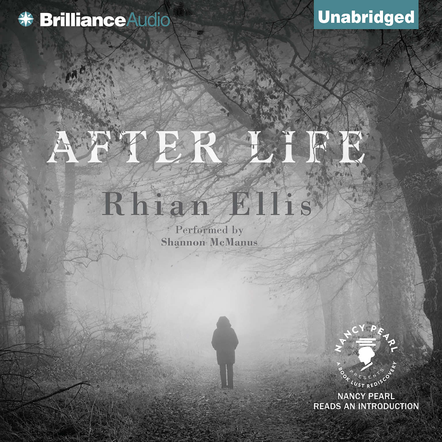Printable After Life: A Novel Audiobook Cover Art