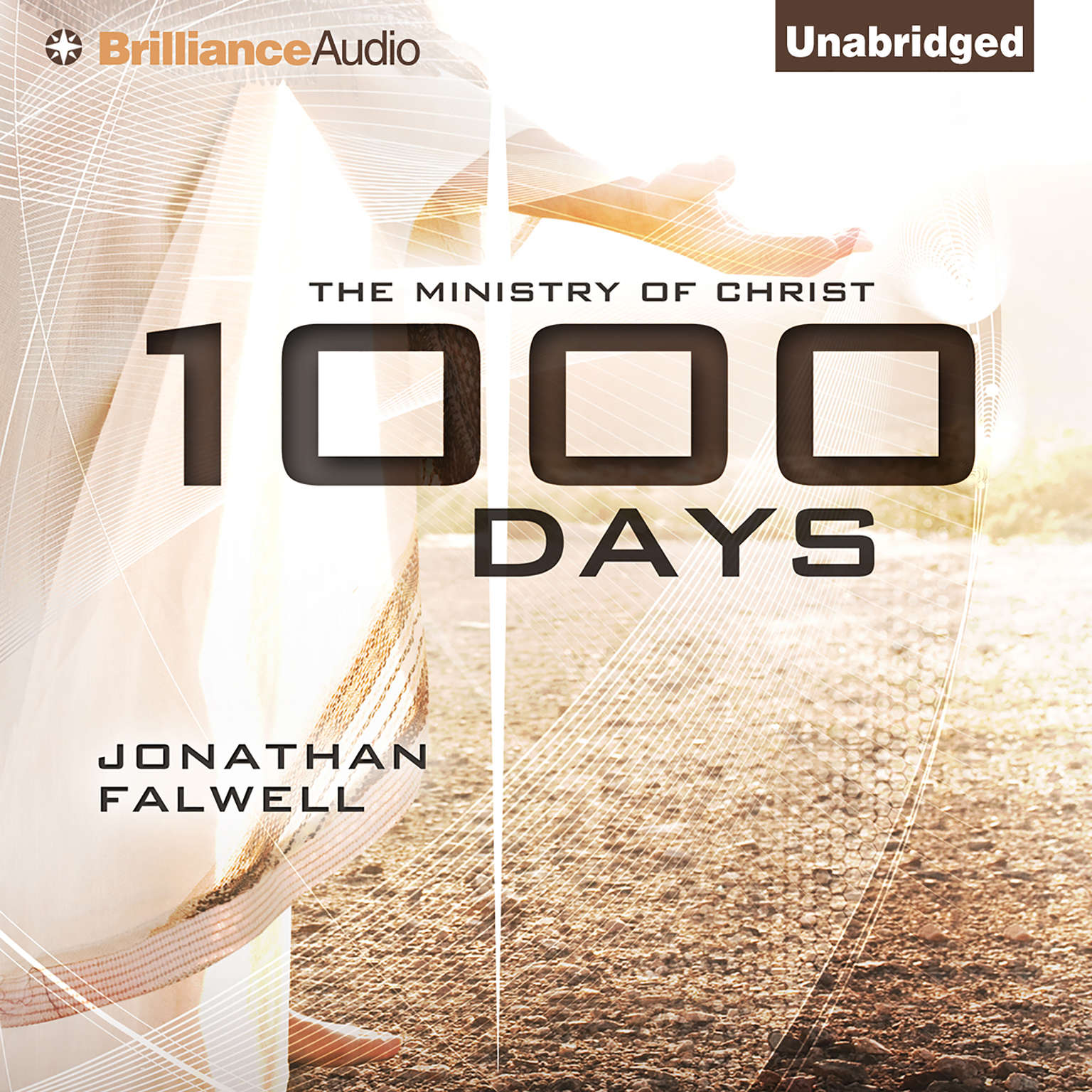 Printable 1,000 Days: The Ministry of Christ Audiobook Cover Art