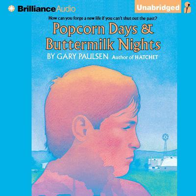 Popcorn Days & Buttermilk Nights Audiobook, by Gary Paulsen