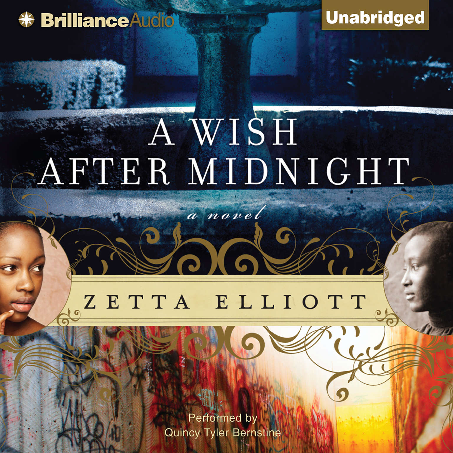 Printable A Wish After Midnight Audiobook Cover Art