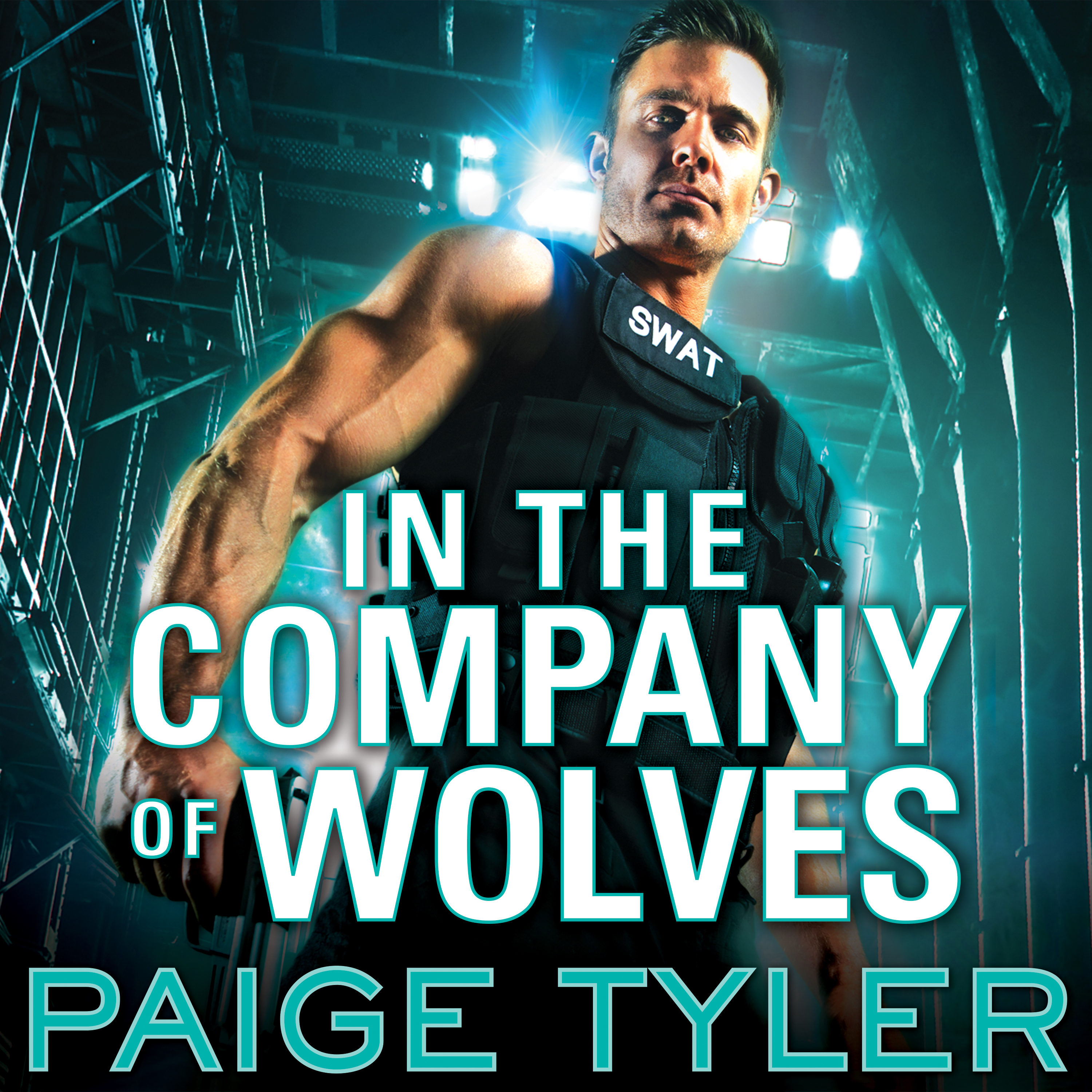 Printable In The Company of Wolves Audiobook Cover Art