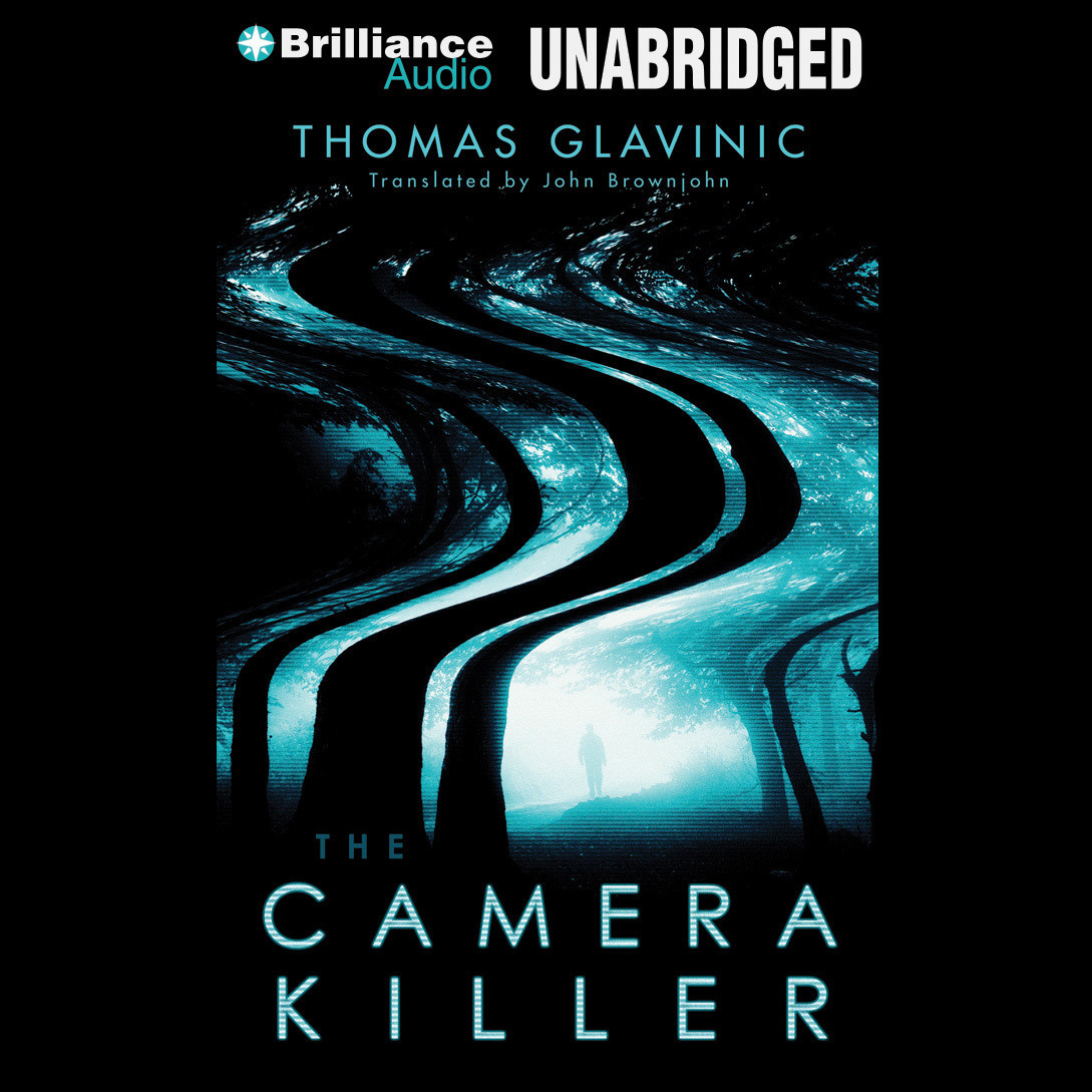 Printable The Camera Killer Audiobook Cover Art