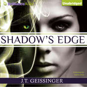 Shadows Edge Audiobook, by J. T. Geissinger