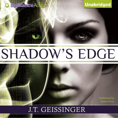 Shadows Edge Audiobook, by J. T. Geissinger