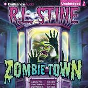 Zombie Town Audiobook, by R. L. Stine