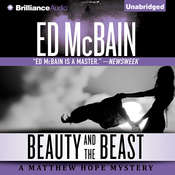 Beauty and the Beast Audiobook, by Ed McBain