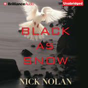 Black As Snow Audiobook, by Nick Nolan
