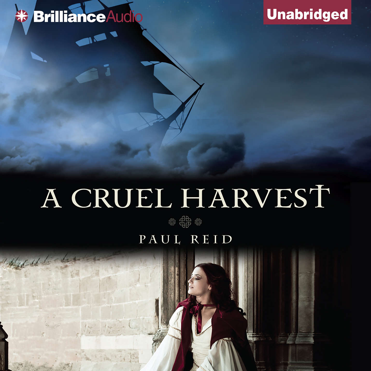 Printable A Cruel Harvest Audiobook Cover Art