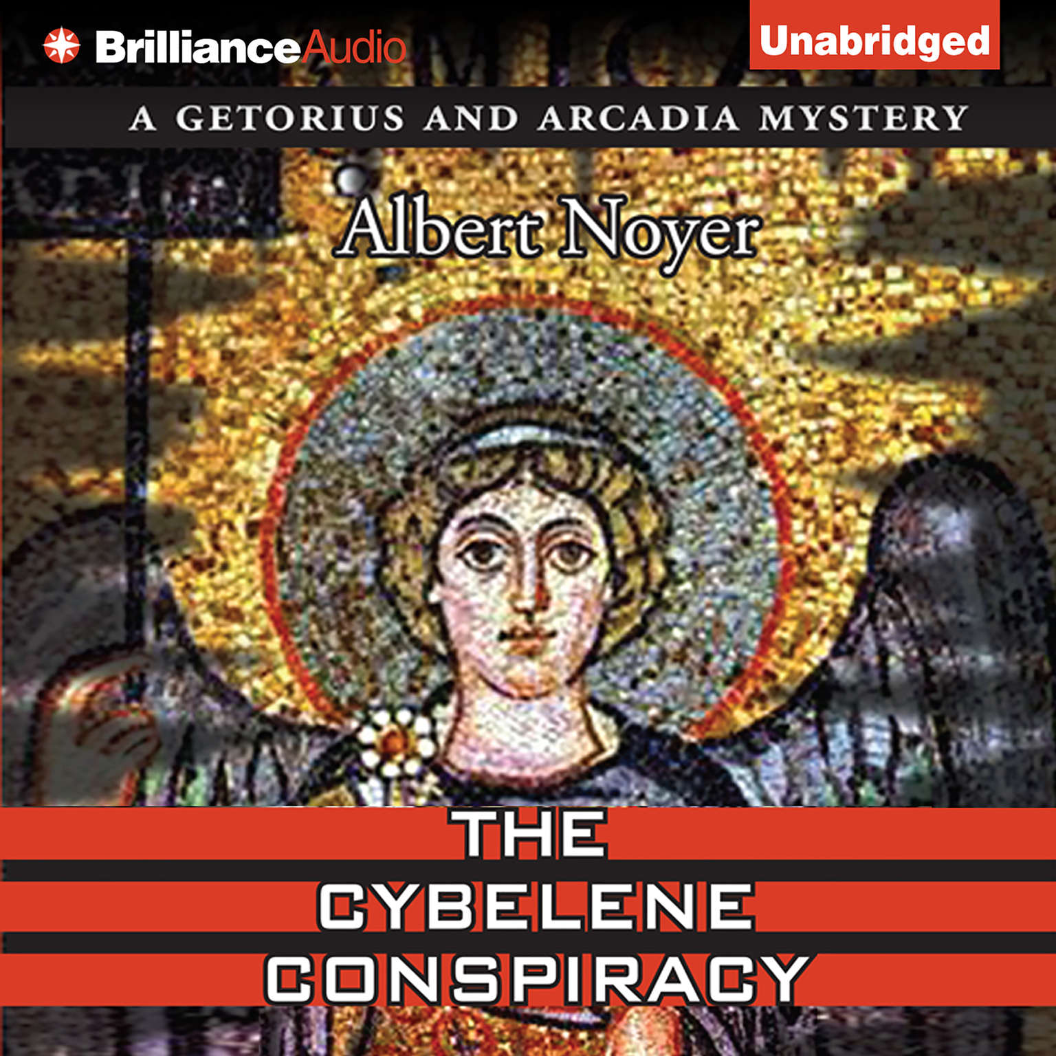 Printable The Cybelene Conspiracy Audiobook Cover Art