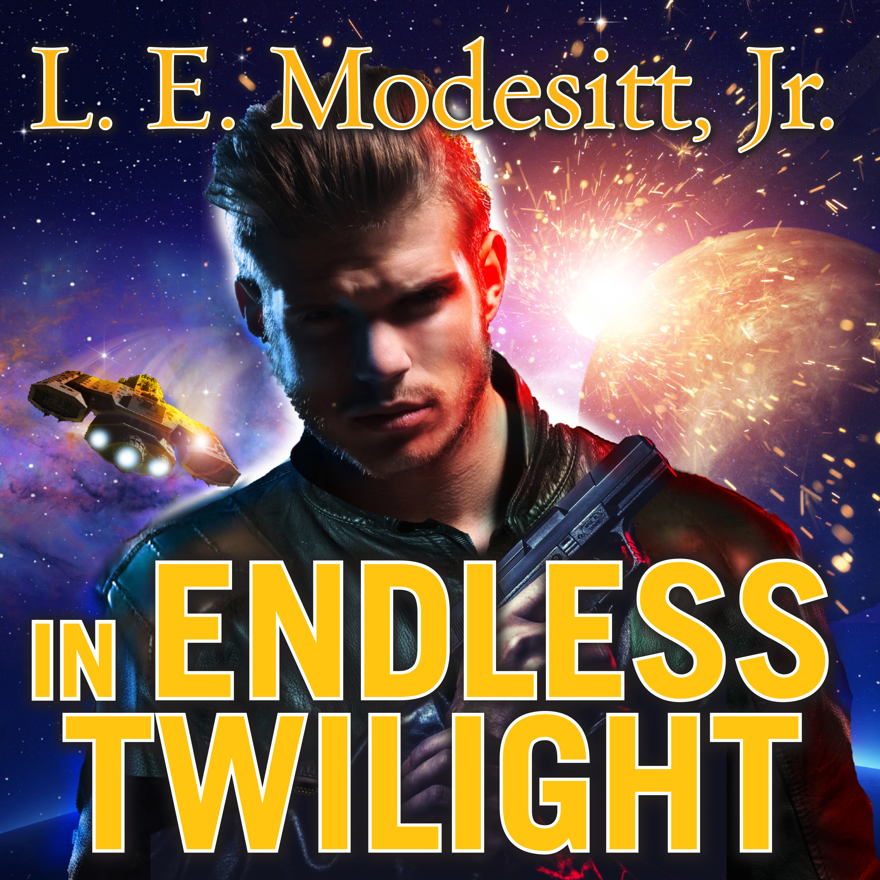 Printable In Endless Twilight  Audiobook Cover Art