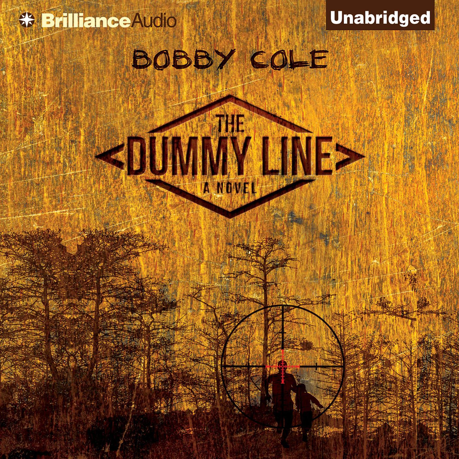 Printable The Dummy Line Audiobook Cover Art