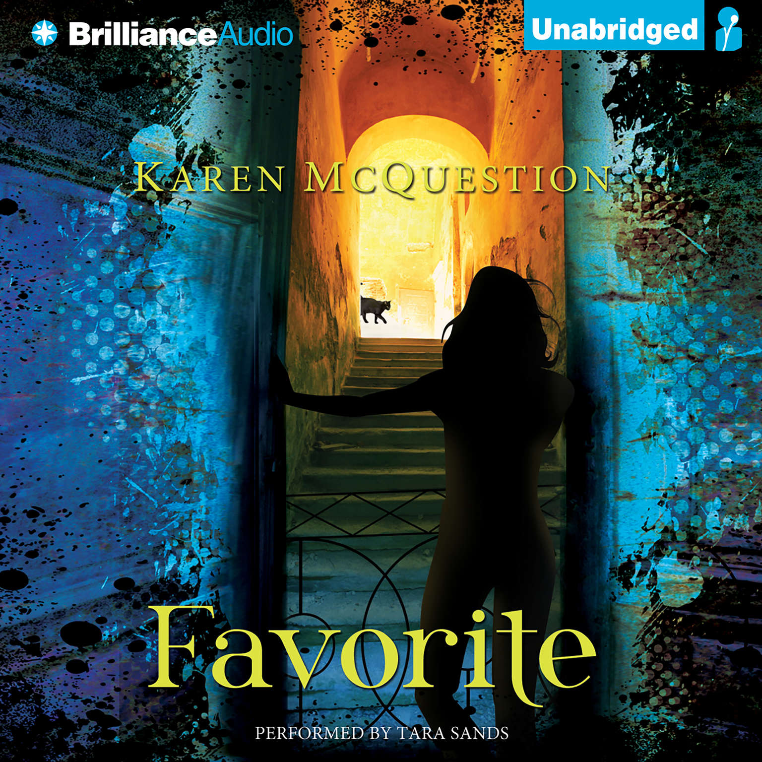 Printable Favorite Audiobook Cover Art