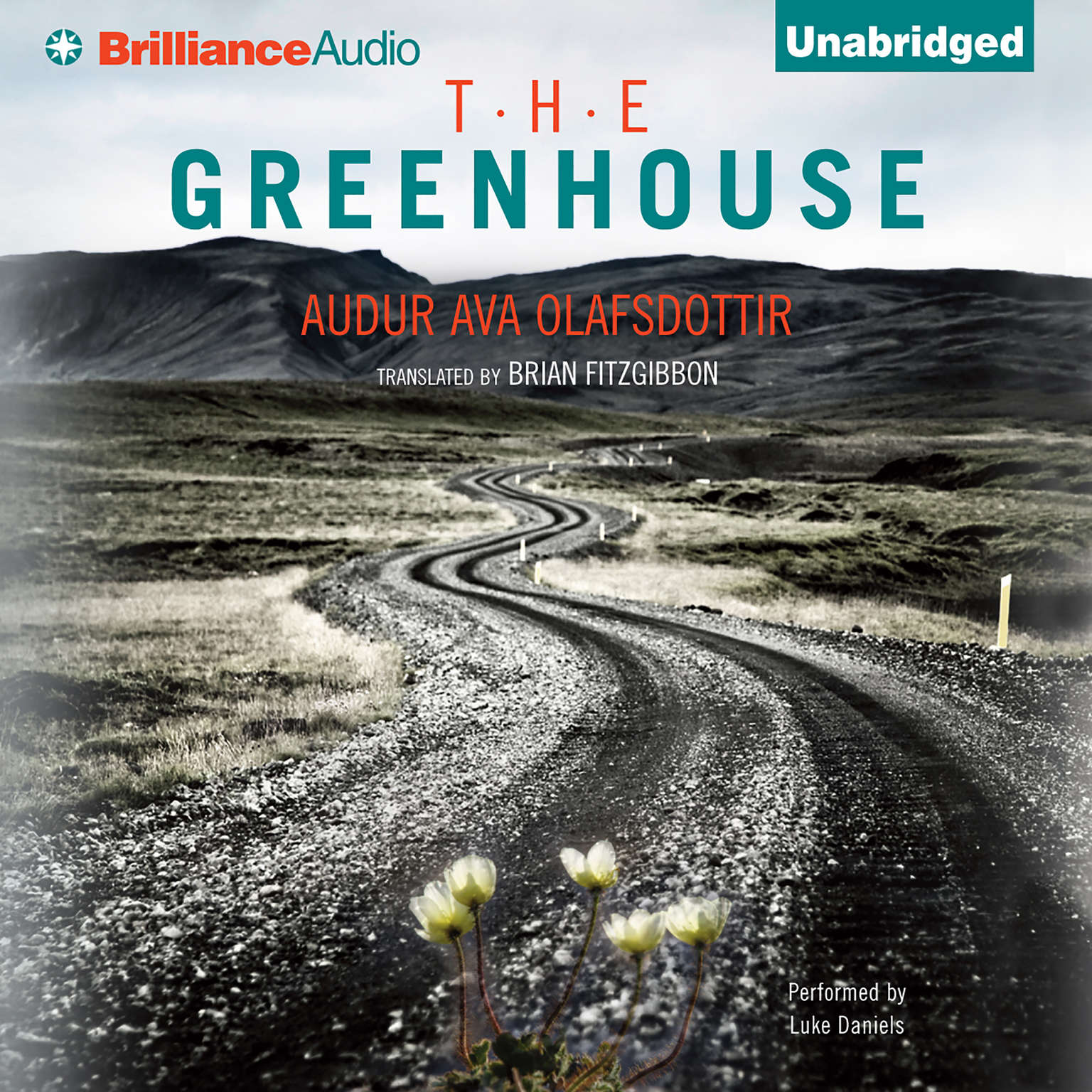 Printable The Greenhouse Audiobook Cover Art