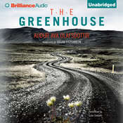 The Greenhouse Audiobook, by Audur Ava Olafsdottir