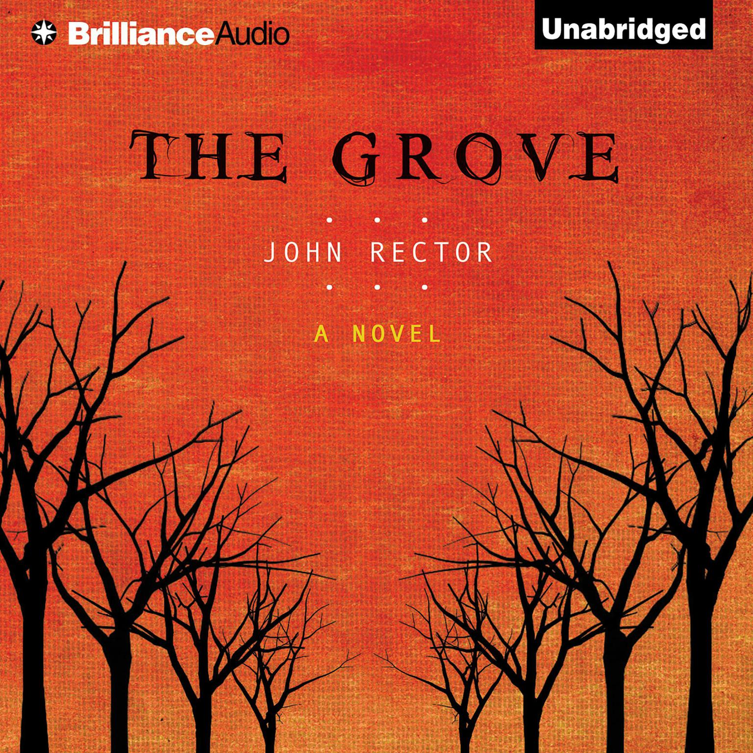 Printable The Grove Audiobook Cover Art