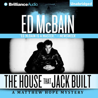 The House that Jack Built Audiobook, by Ed McBain
