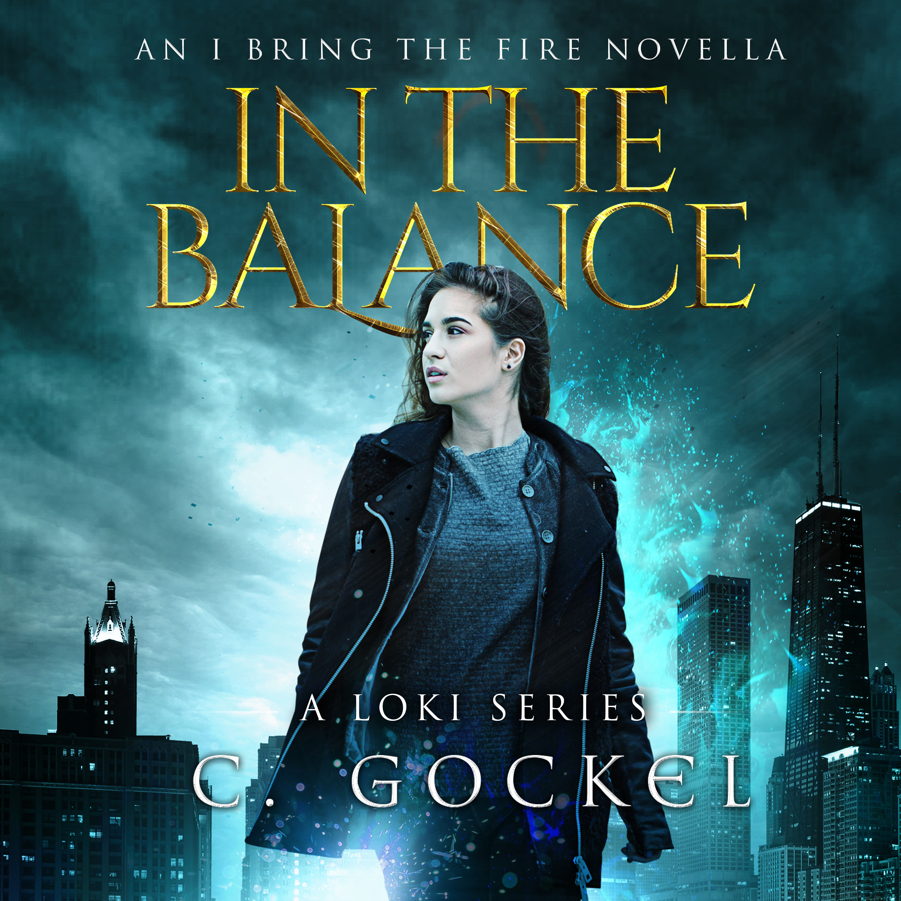 Printable In the Balance Audiobook Cover Art