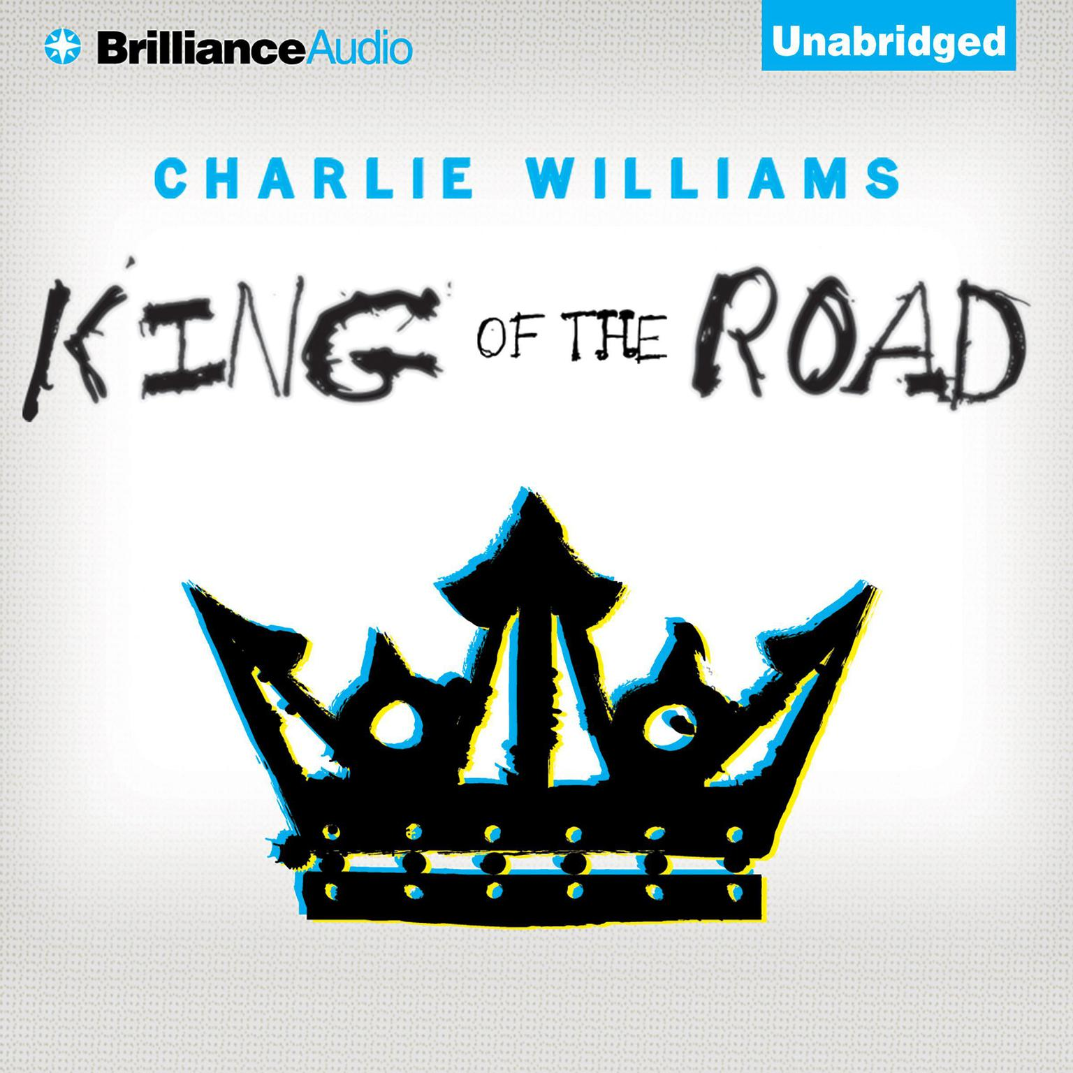 Printable King of the Road Audiobook Cover Art