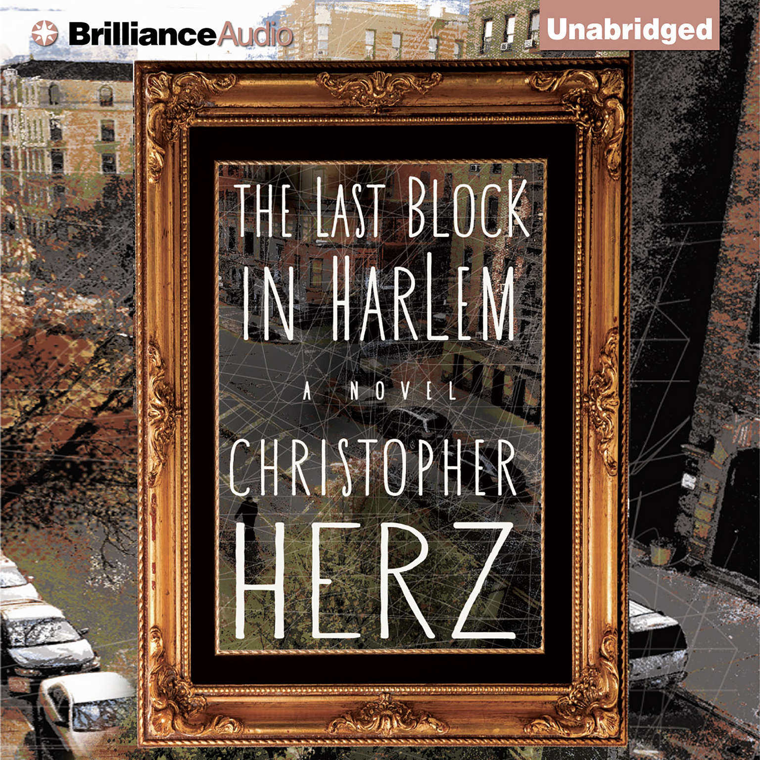 Printable The Last Block in Harlem Audiobook Cover Art