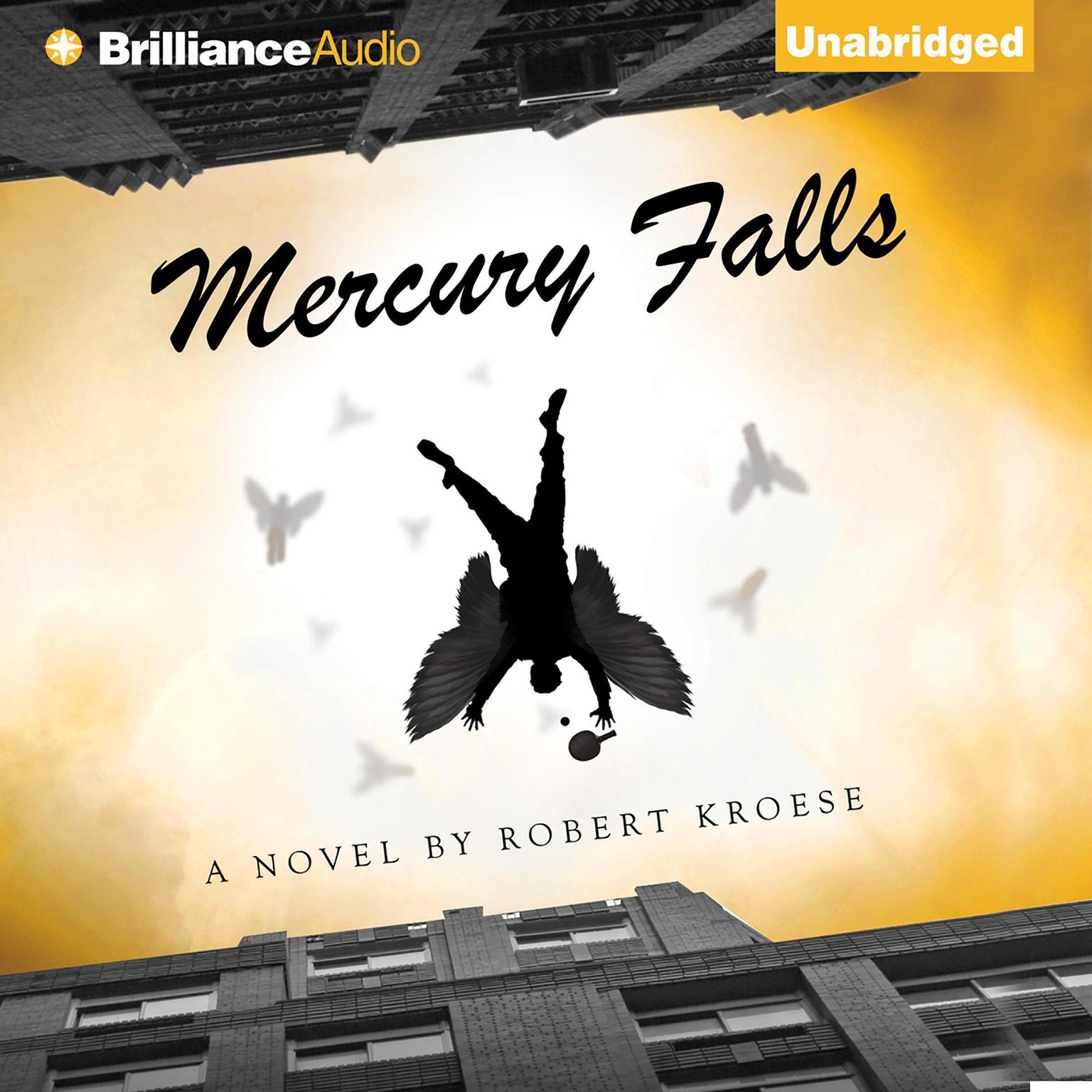 Printable Mercury Falls Audiobook Cover Art