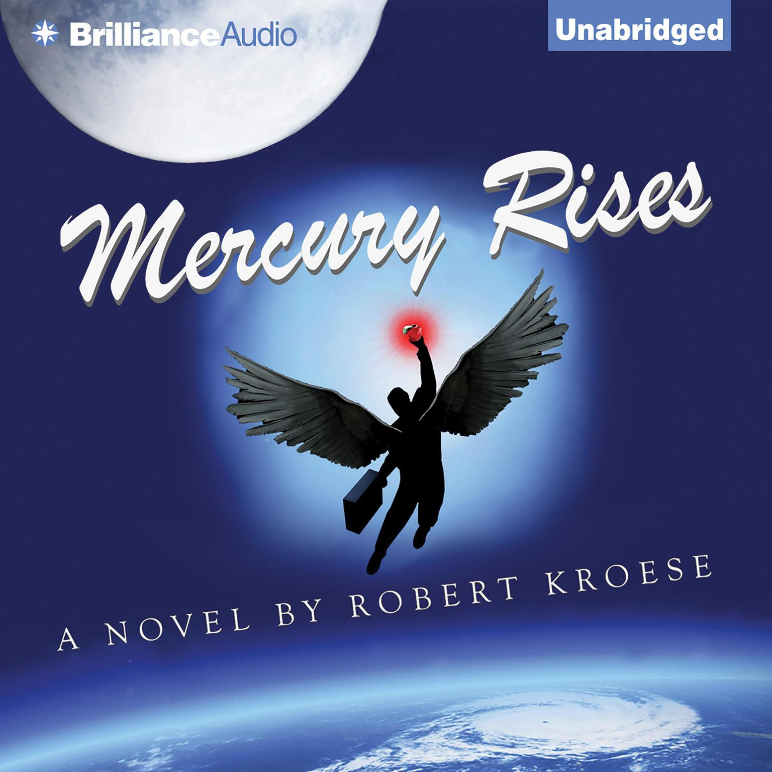 Printable Mercury Rises Audiobook Cover Art