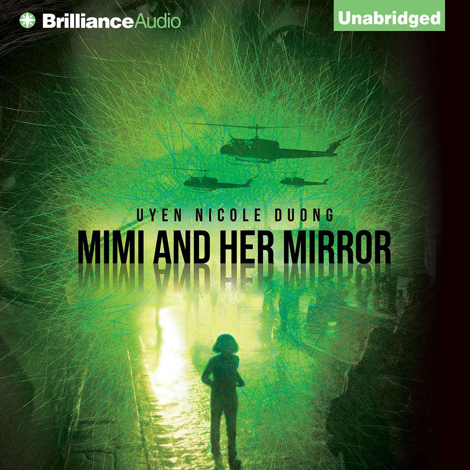 Printable Mimi and Her Mirror Audiobook Cover Art