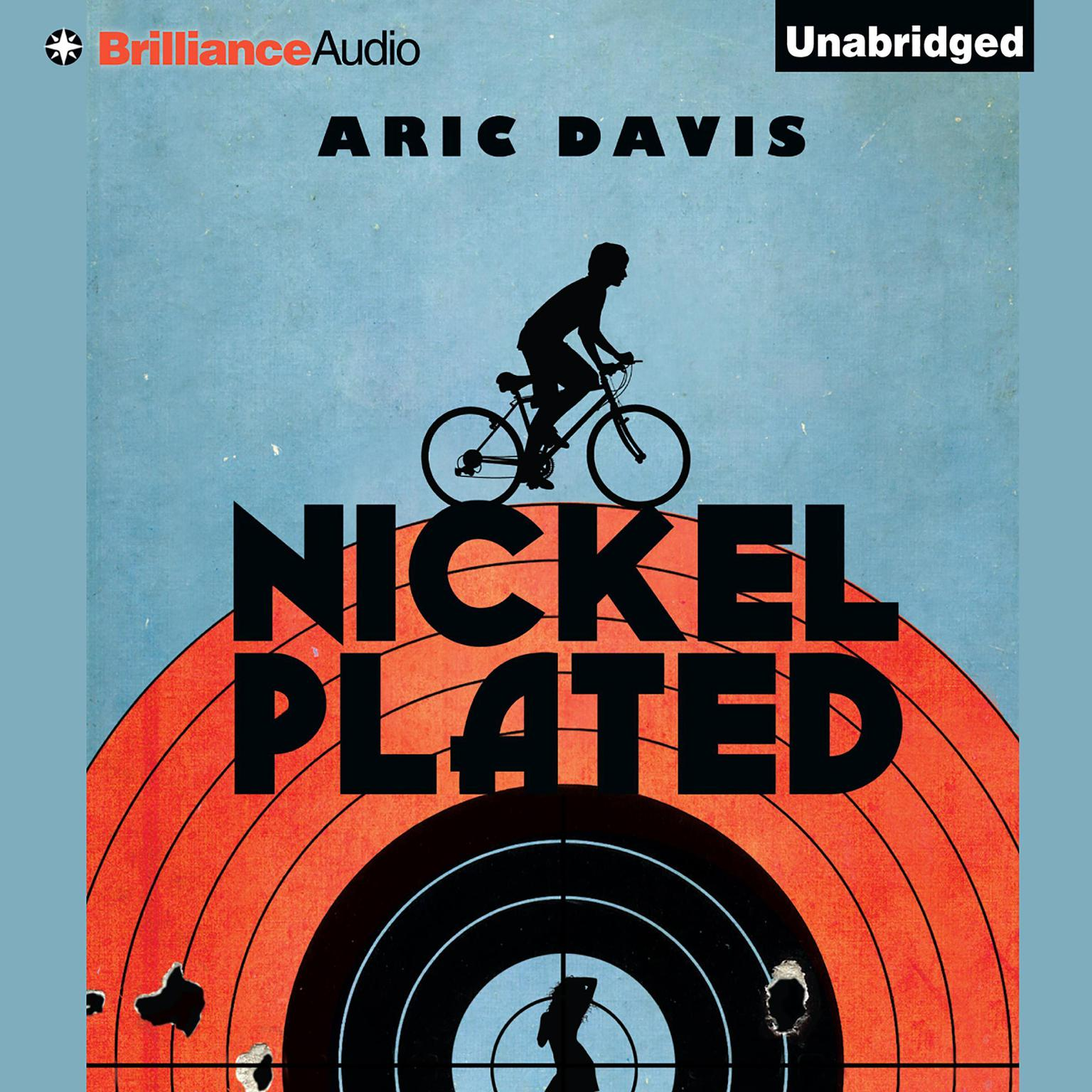 Printable Nickel Plated Audiobook Cover Art