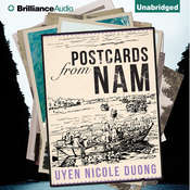 Postcards From Nam Audiobook, by Uyen Nicole Duong