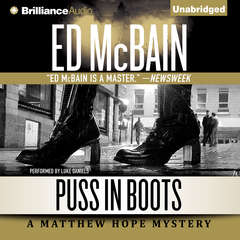 Puss in Boots Audiobook, by Ed McBain