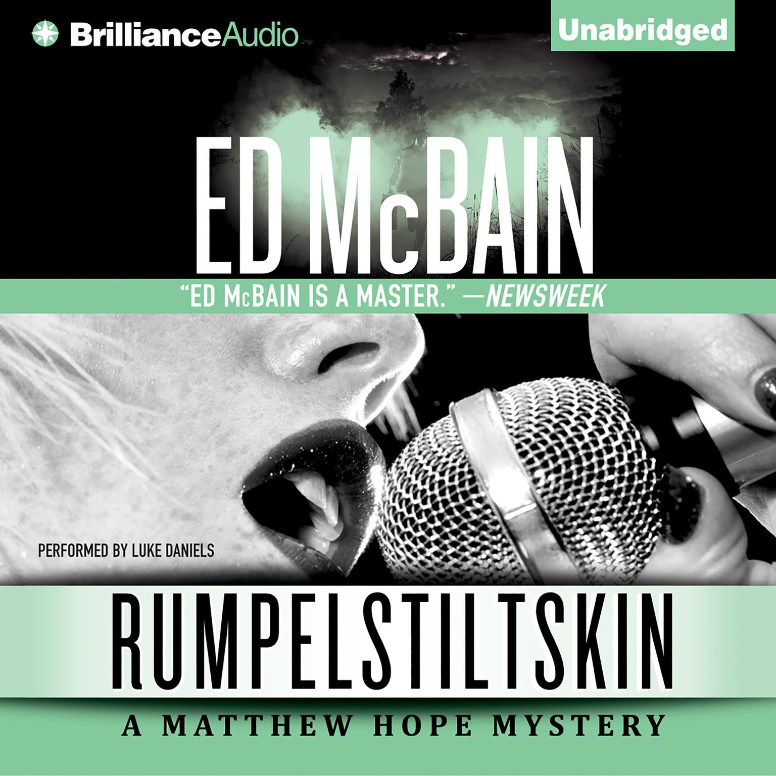 Printable Rumpelstiltskin Audiobook Cover Art