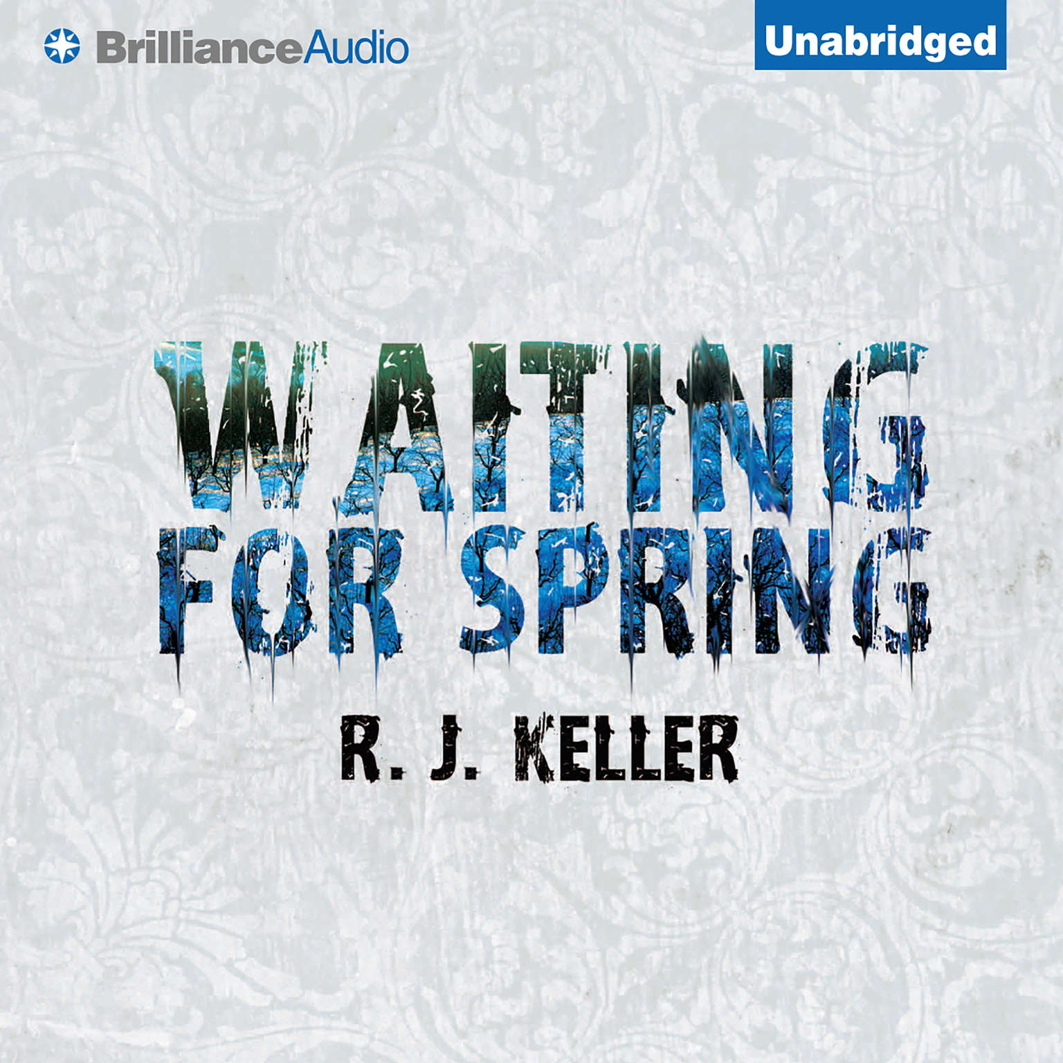 Printable Waiting For Spring Audiobook Cover Art
