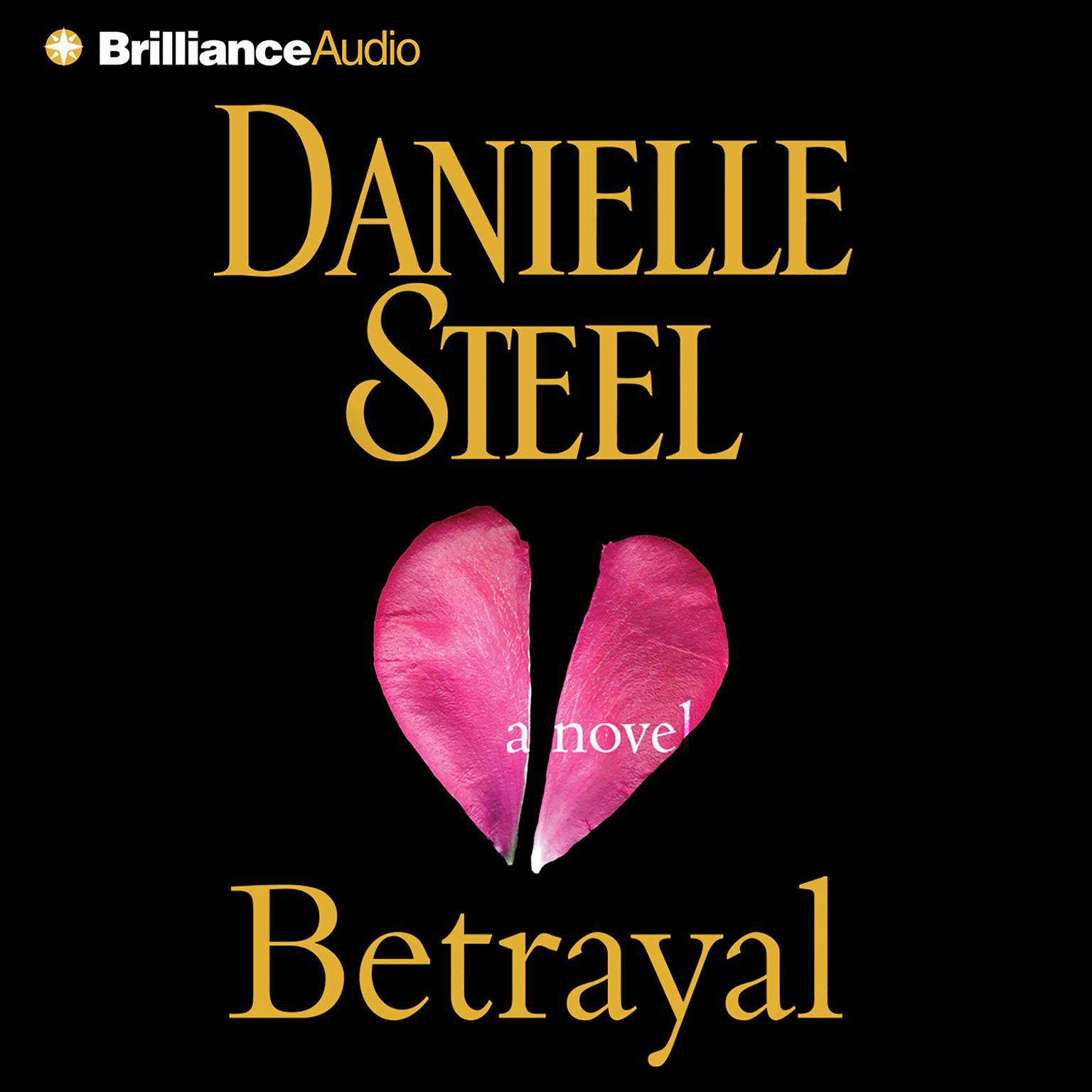 Printable Betrayal: A Novel Audiobook Cover Art