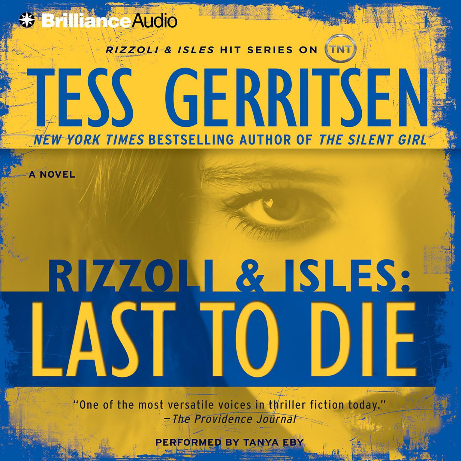 Printable Last to Die Audiobook Cover Art