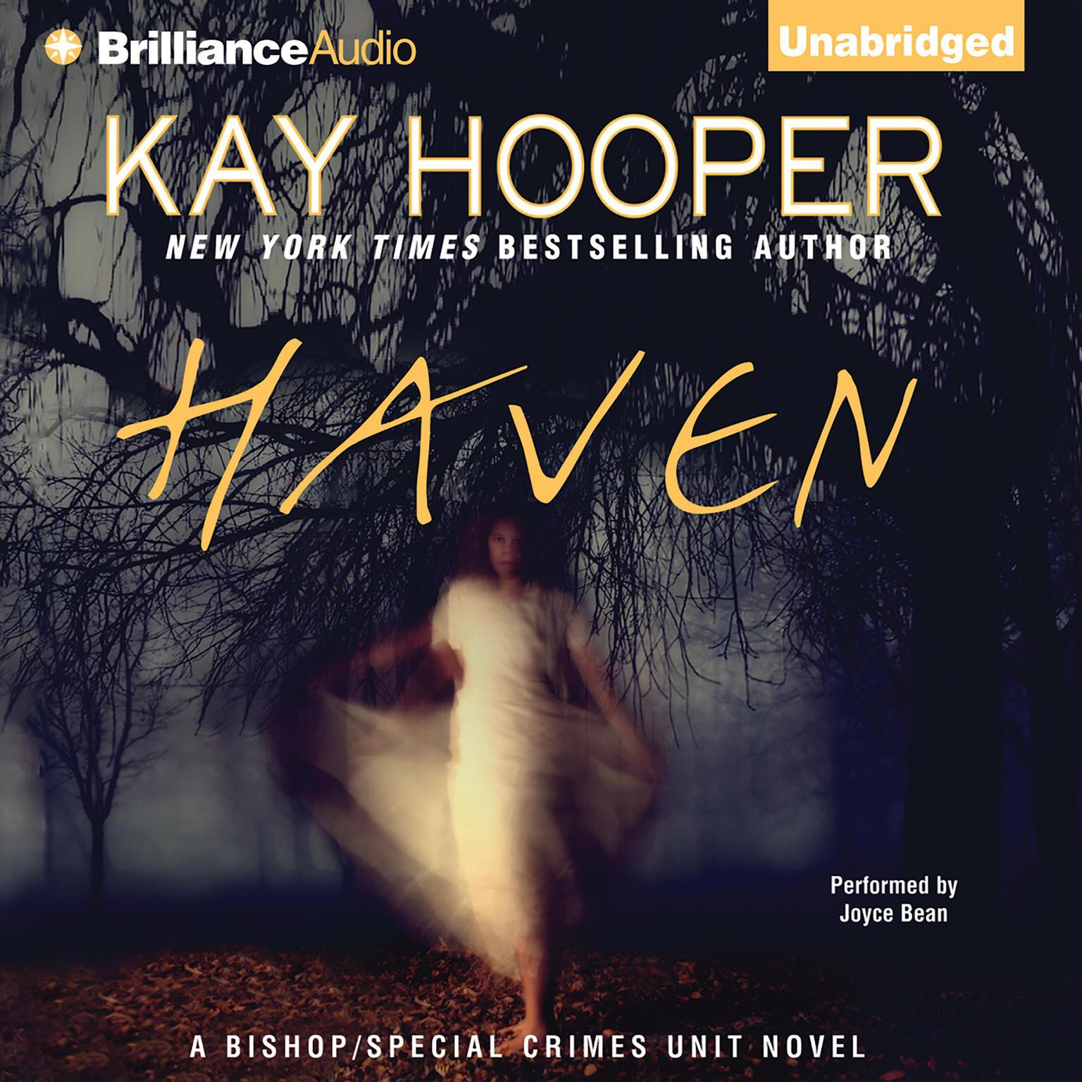 Printable Haven Audiobook Cover Art