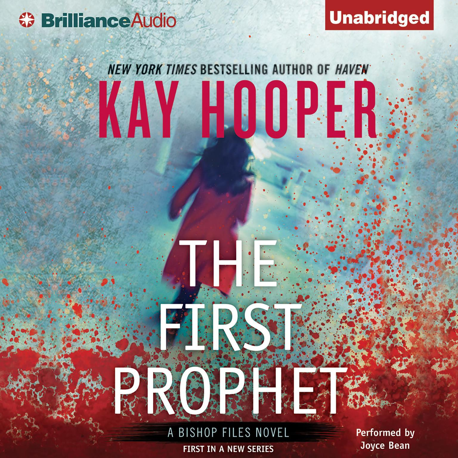 Printable The First Prophet Audiobook Cover Art