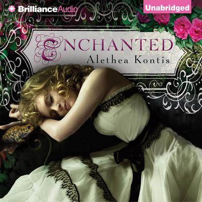 Enchanted Audiobook, by Alethea Kontis