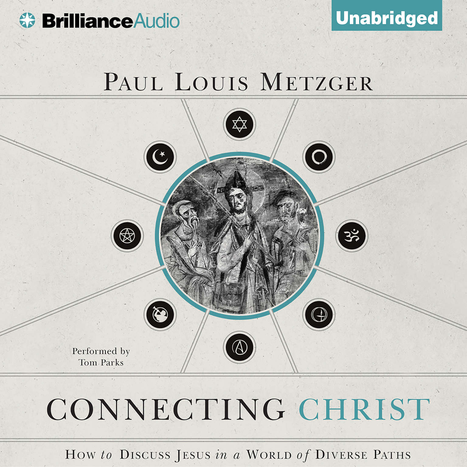 Printable Connecting Christ: How to Discuss Jesus in a World of Diverse Paths Audiobook Cover Art