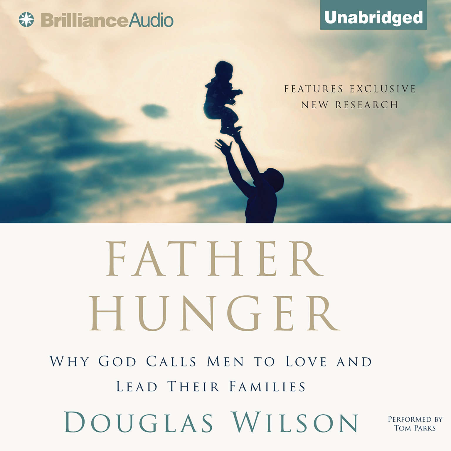 Printable Father Hunger: Why God Calls Men to Love and Lead Their Families Audiobook Cover Art