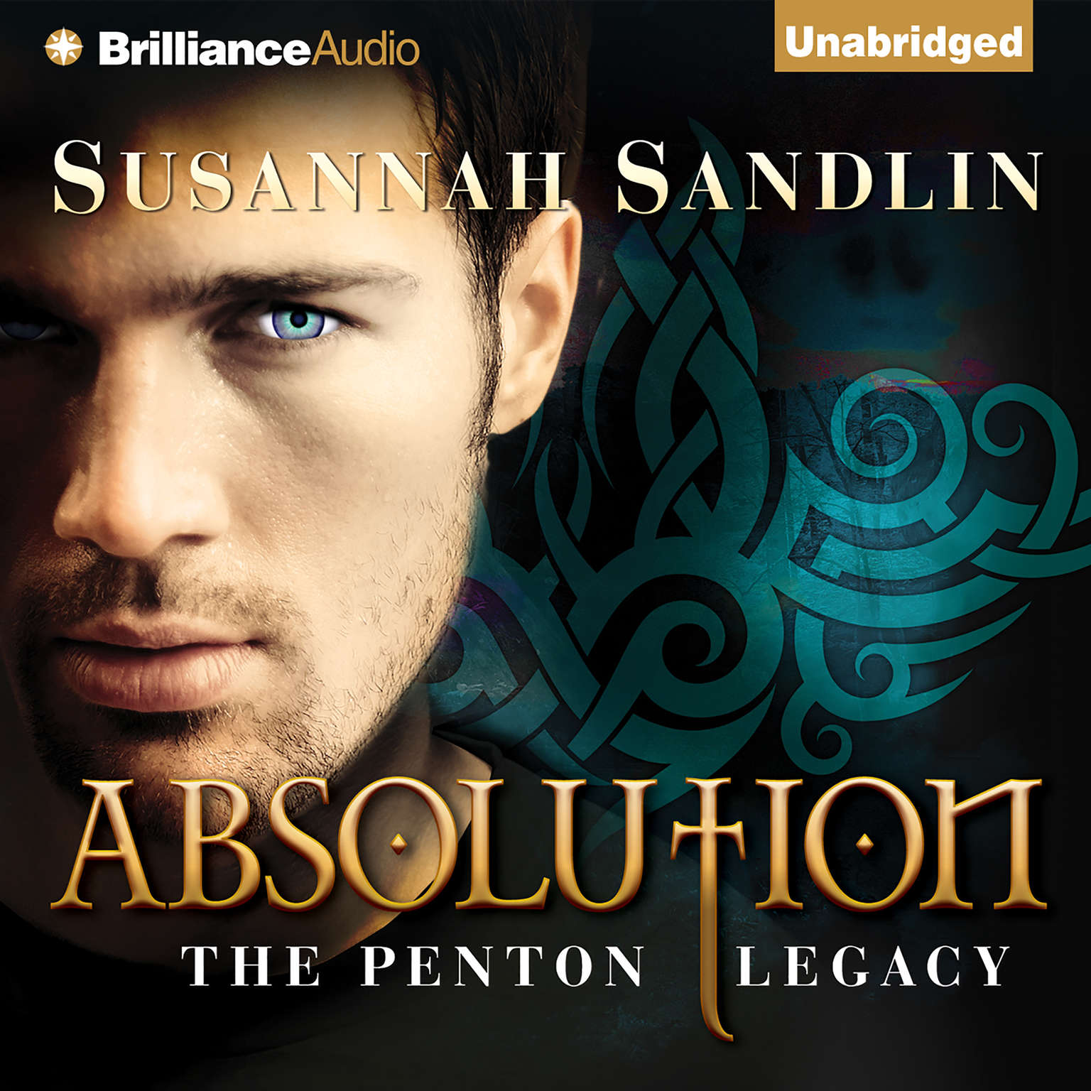 Printable Absolution Audiobook Cover Art