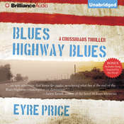 Blues Highway Blues Audiobook, by Eyre Price