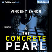The Concrete Pearl Audiobook, by Vincent Zandri