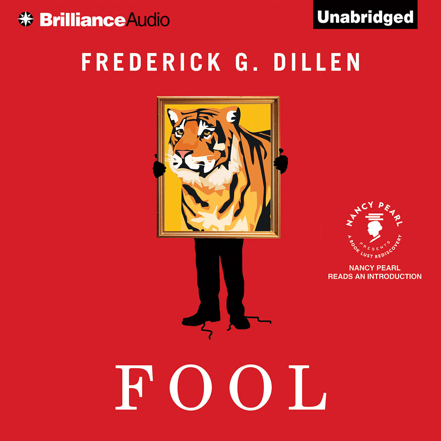 Printable Fool Audiobook Cover Art