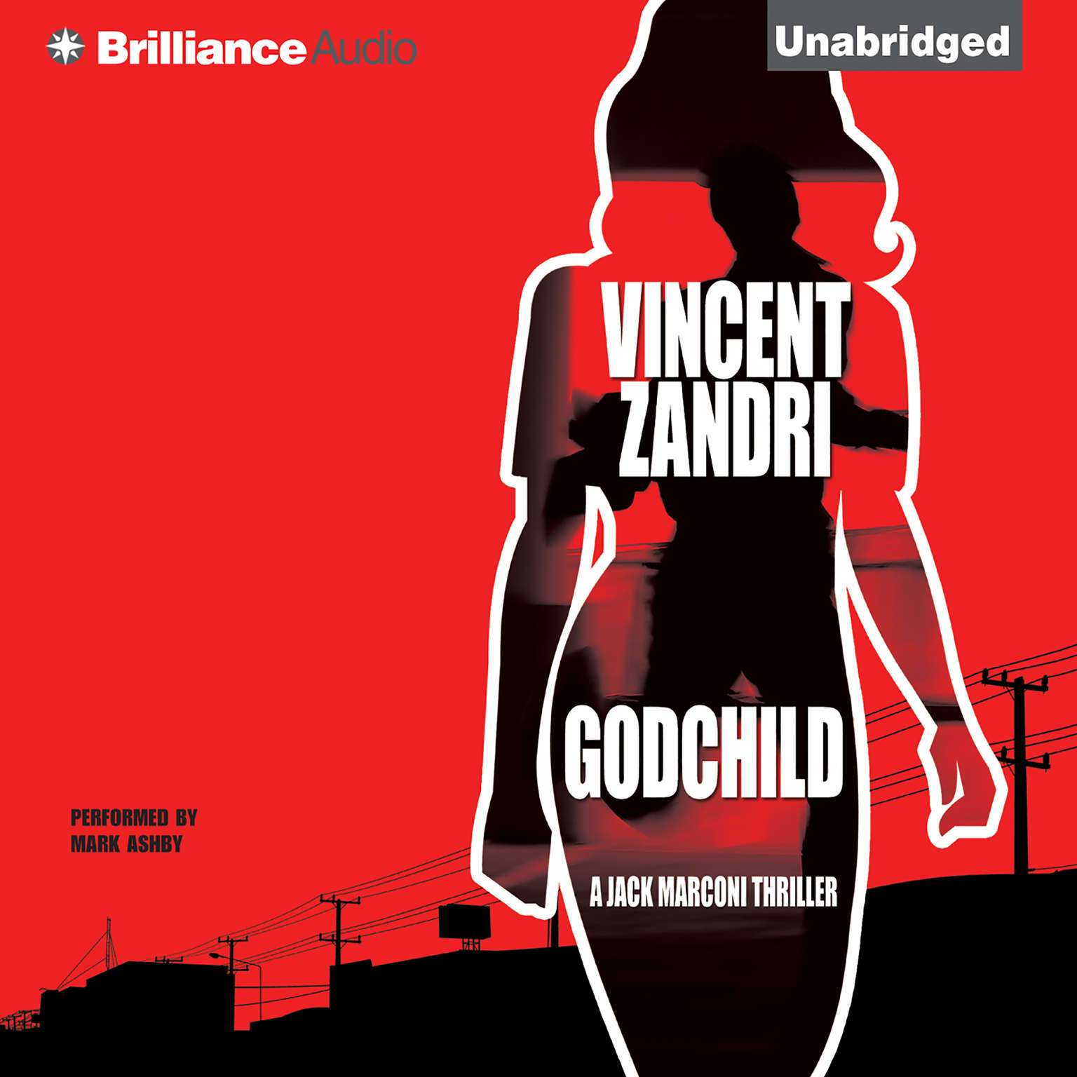 Printable Godchild Audiobook Cover Art