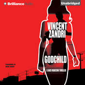 Godchild Audiobook, by Vincent Zandri