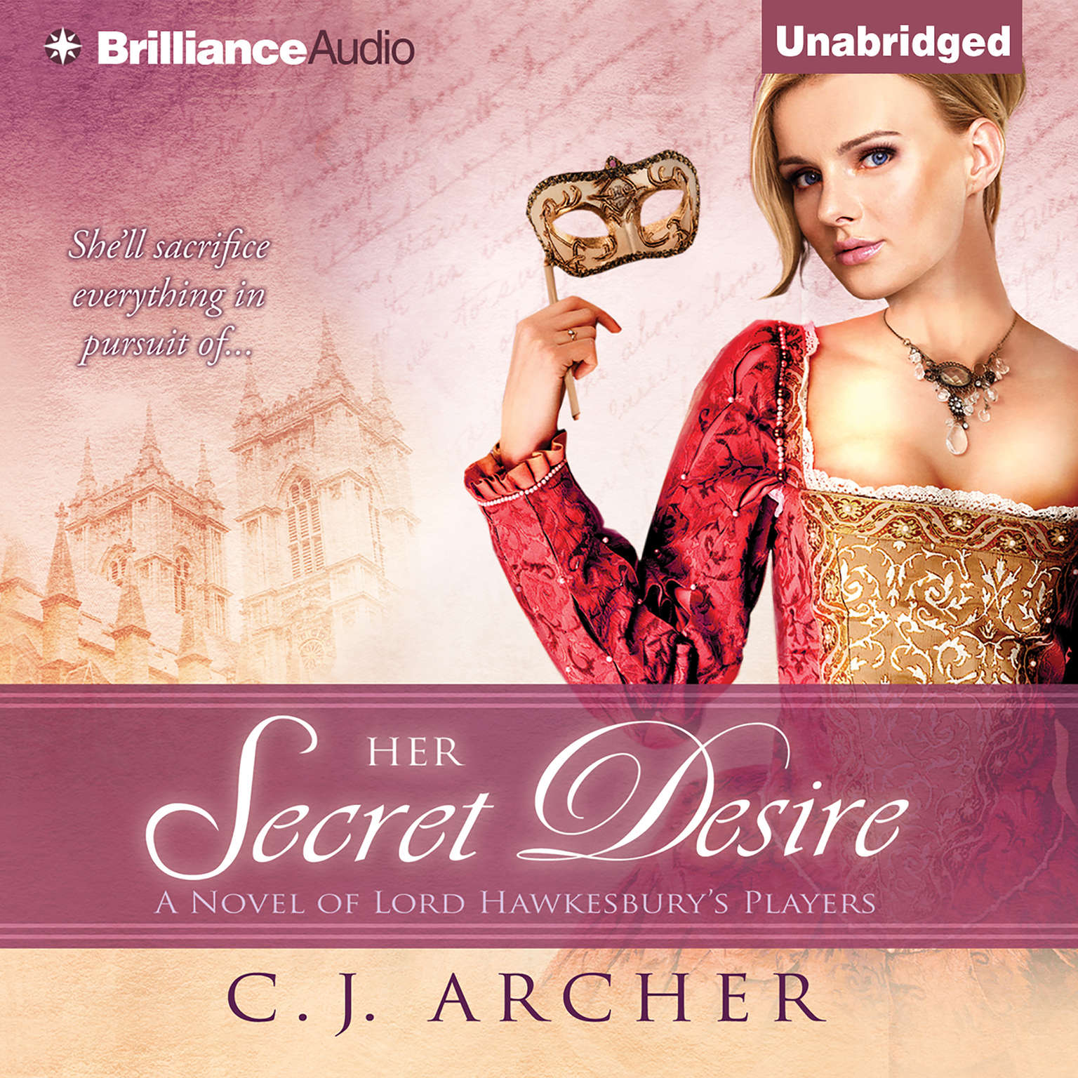 Printable Her Secret Desire Audiobook Cover Art